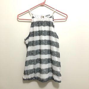 Express Lace Design Blouse SM
